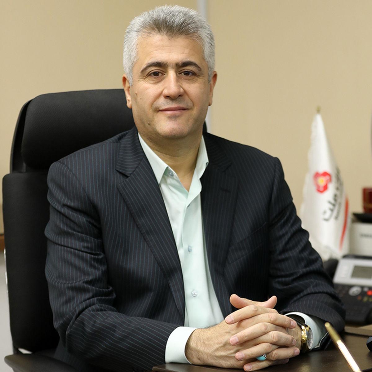 پیام تبریک مدیر روابط عمومی بانک ملت به مناسبت روز خبرنگار