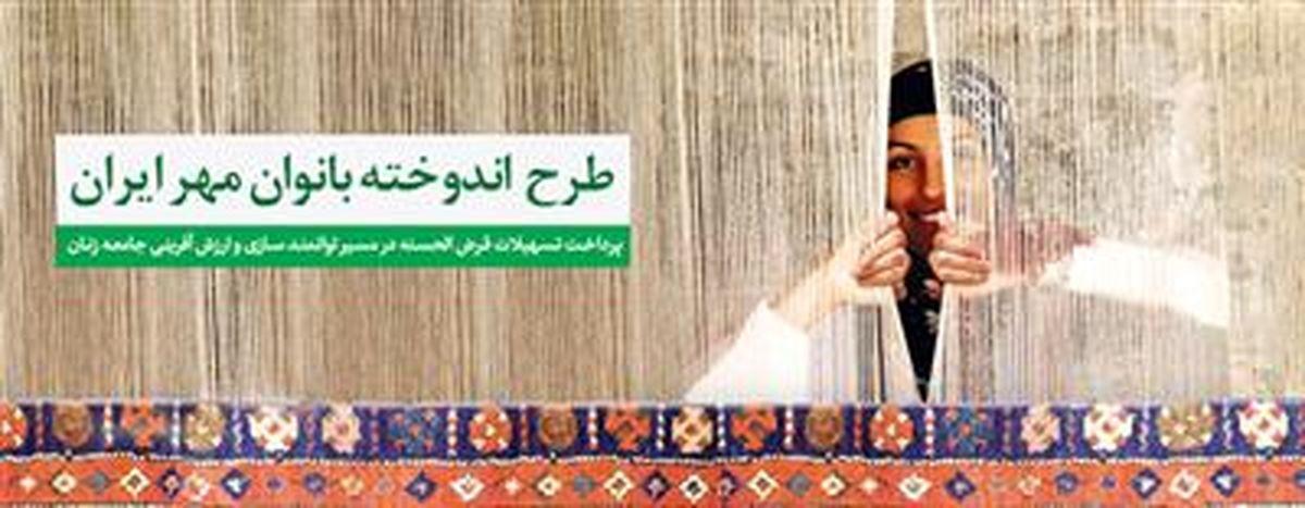 طرح ویژه بانک مهر ایران برای بانوان