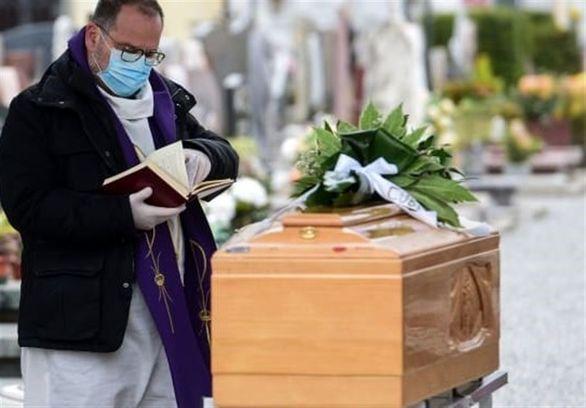 تعداد قربانیان کرونا در ایتالیا به بیش از ۶۸۰۰ نفر رسید