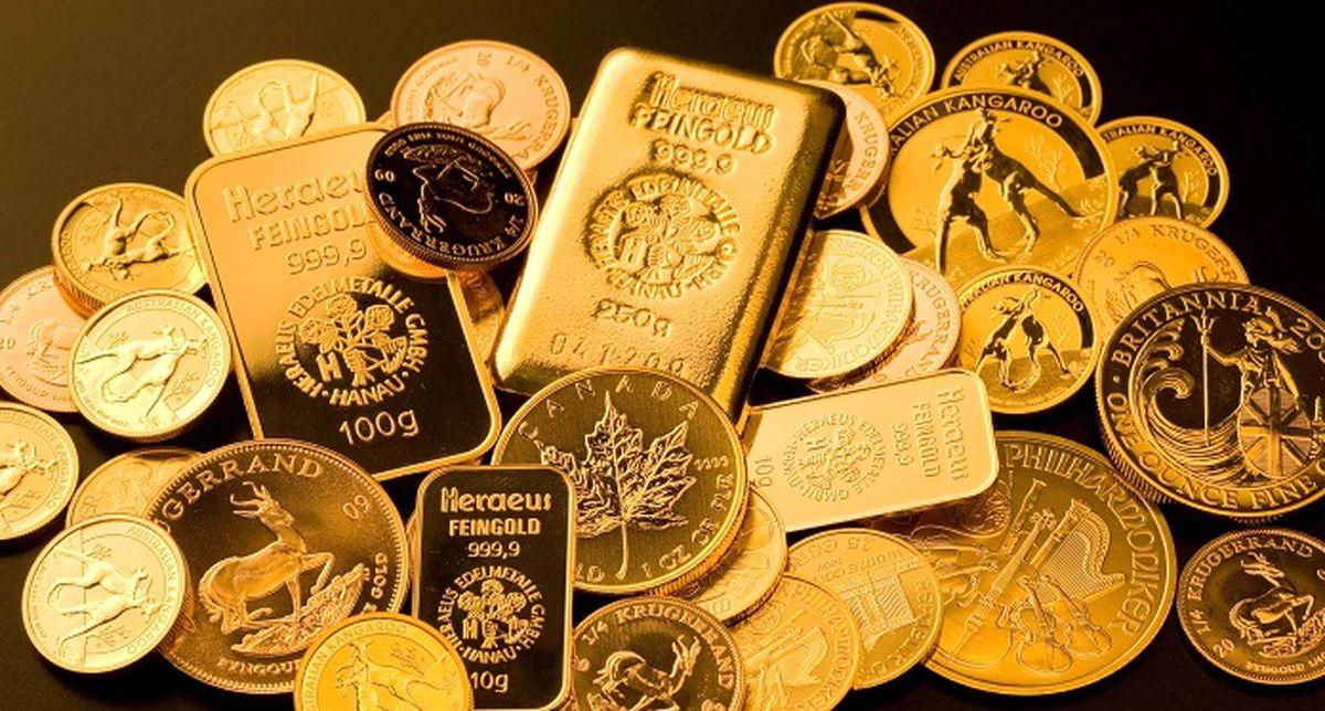 قیمت طلا امروز 27 تیر + جدول