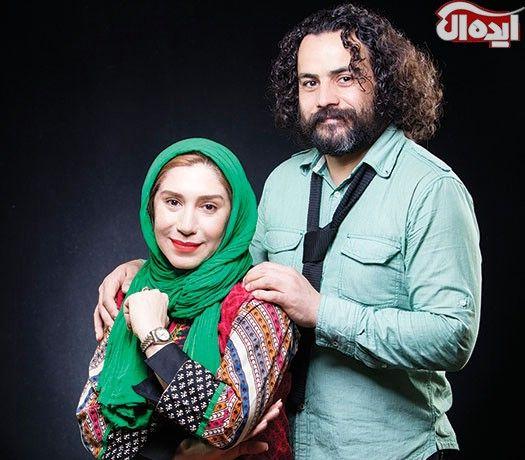 رازهای زندگی شخصی نسیم ادبی بازیگر سریال شهرزاد و همسرش + تصاویر