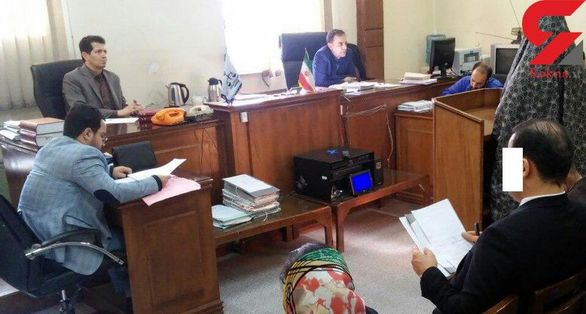 حکم عروس پلید تهرانی صادر شد!+ عکس