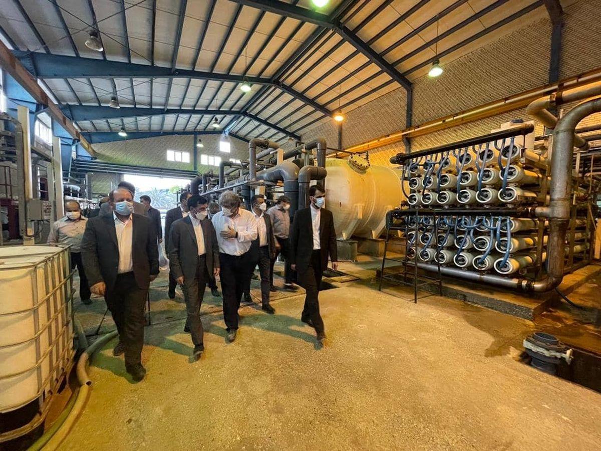 ضرورت توسعه شبکه آب و فاضلاب در کل جزیره قشم