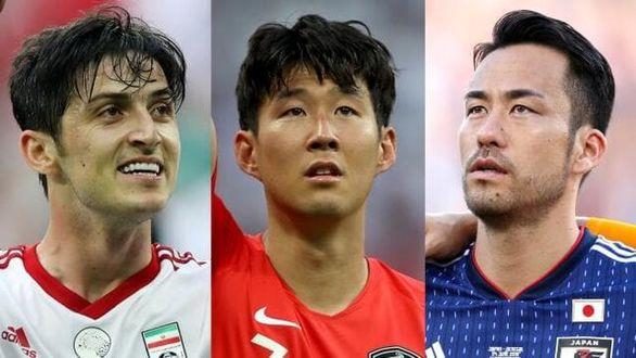 ایران، عربستان، ژاپن و اردن مدعی قهرمانی هستند