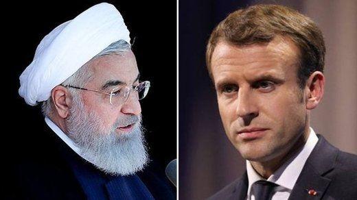 جزئیات صحبت های روحانی با رییس جمهور فرانسه