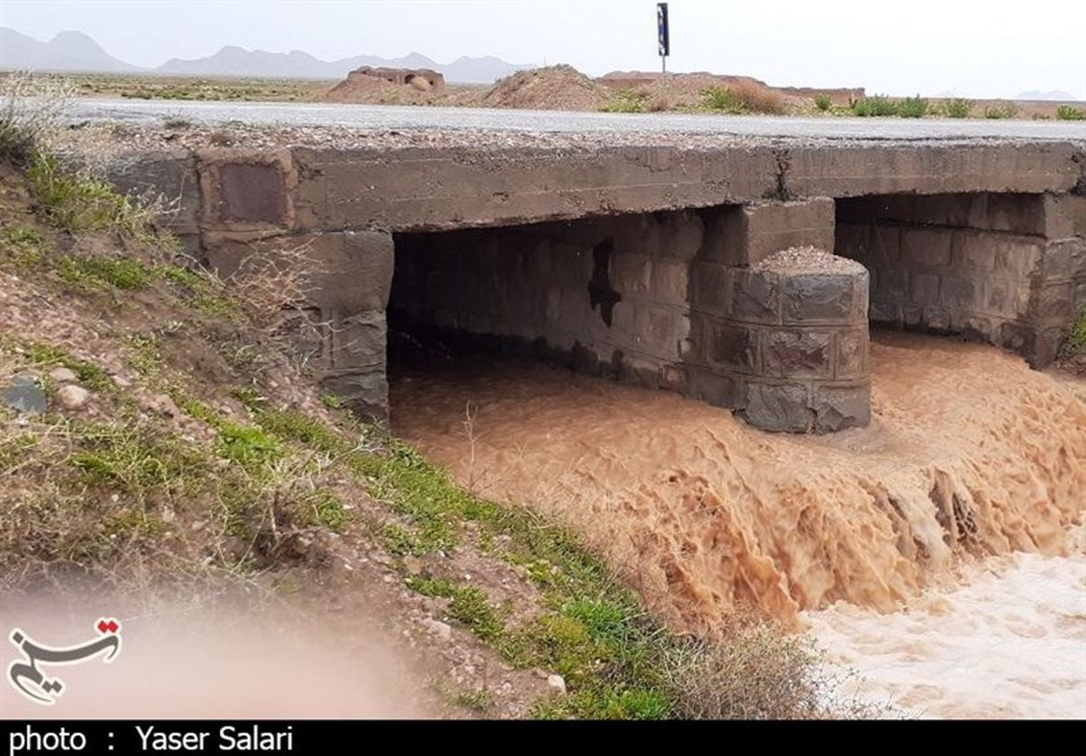 هشدار بارش باران، تگرگ و سیلاب در ۸ استان تا یکشنبه