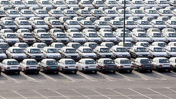 قیمت خودرو در سال ۹۸