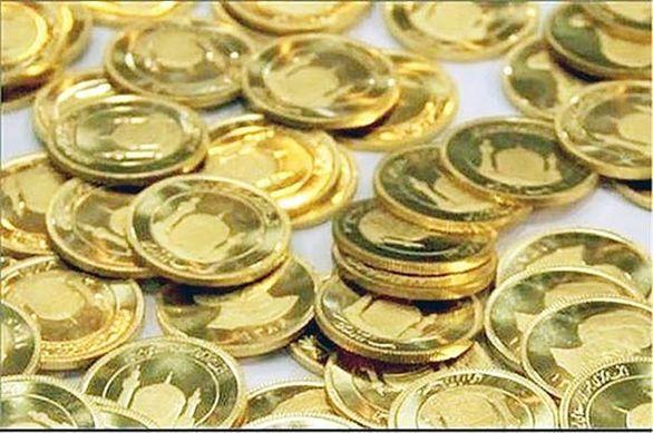 سکه ۵۰۰ هزار تومان ارزان شد