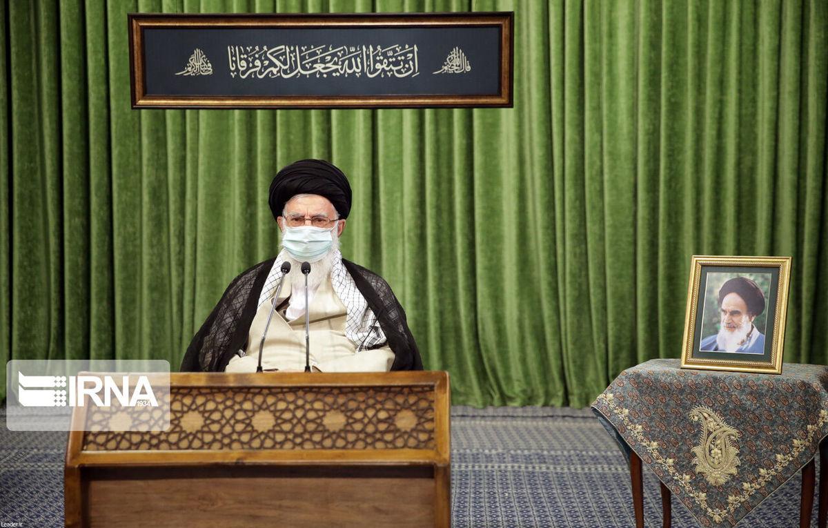 زمان و ساعت سخنان رهبری در روز عید قربان