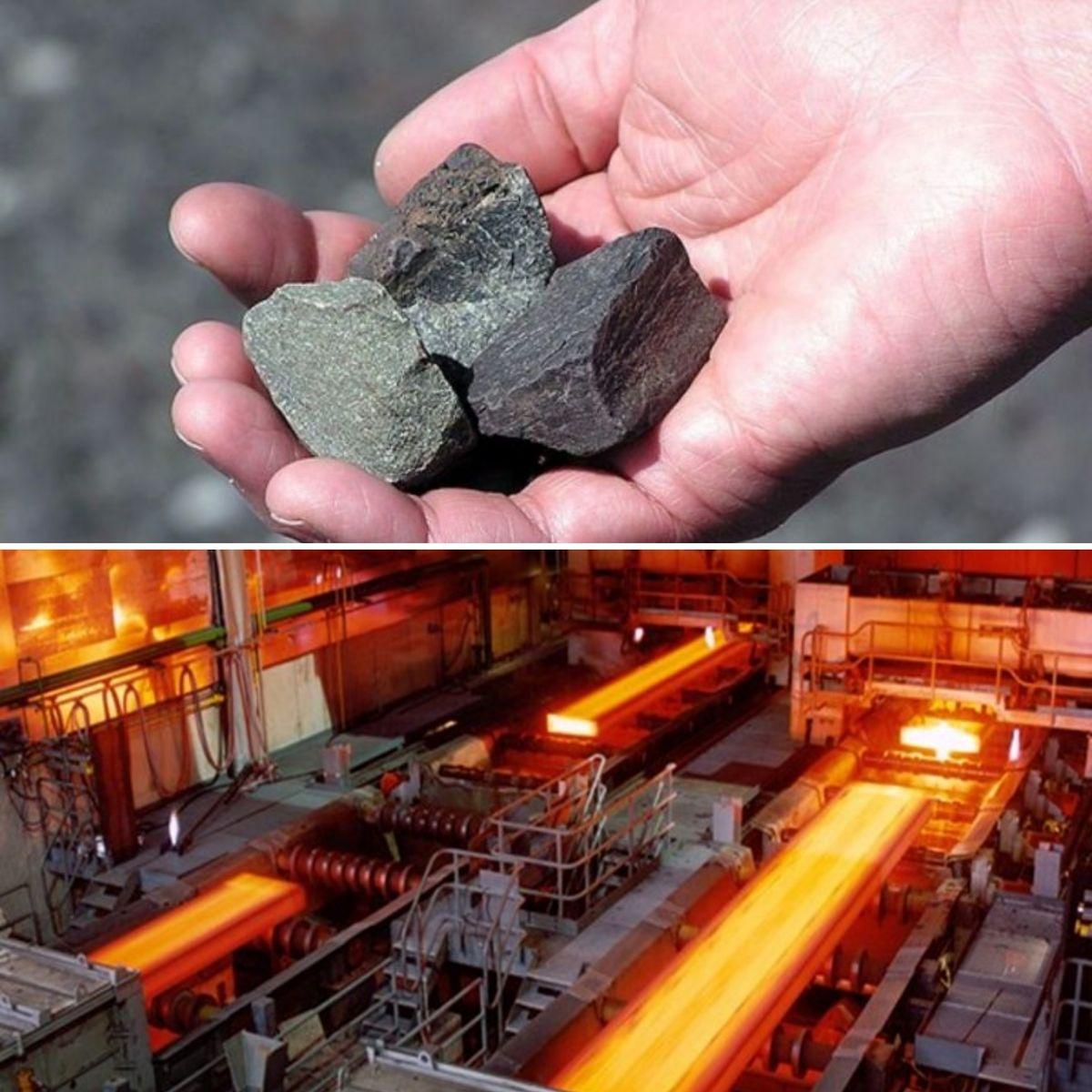 دفاع فولادیها از عوارض 25درصدی صادرات سنگ آهن