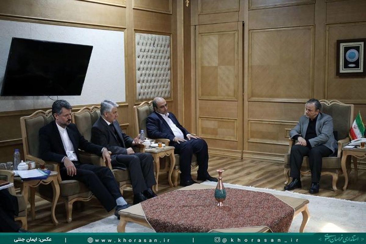 امضاء تفاهم نامه بین وزارت کشور، استانداری خراسان رضوی و شهرداری مشهد