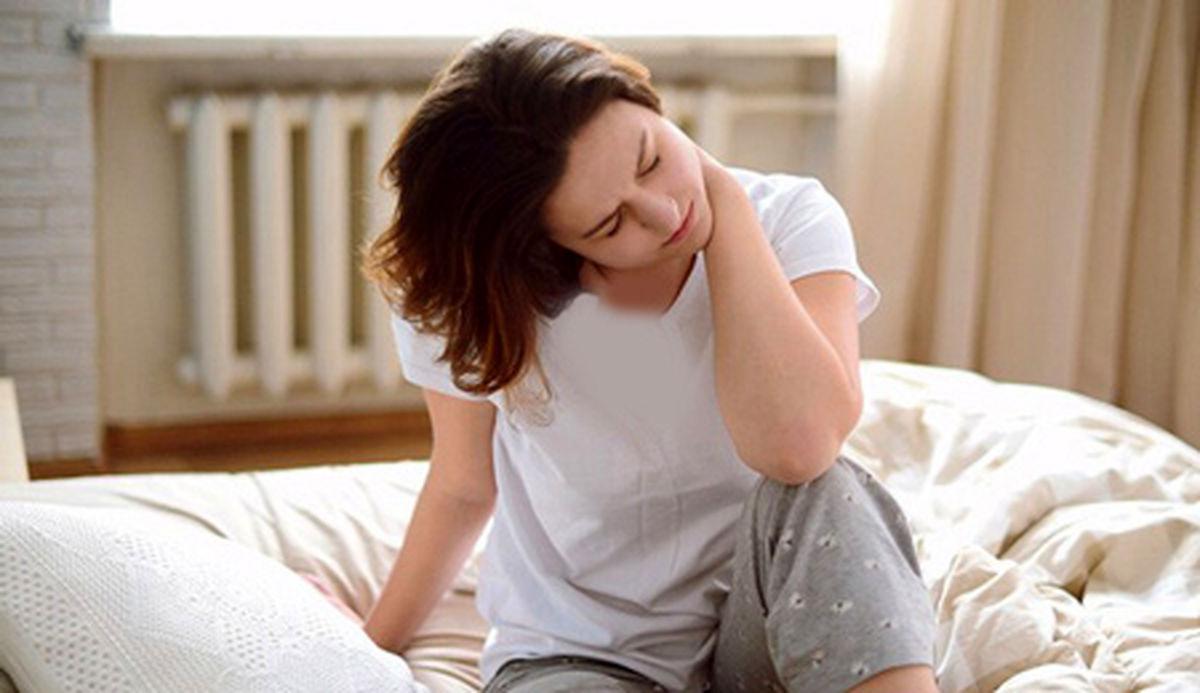 دلیل درد گردن بعد بیداری از خواب چیست؟