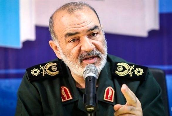 سلامی: آمریکا قدرت و جرات آغاز جنگ علیه ایران را ندارد