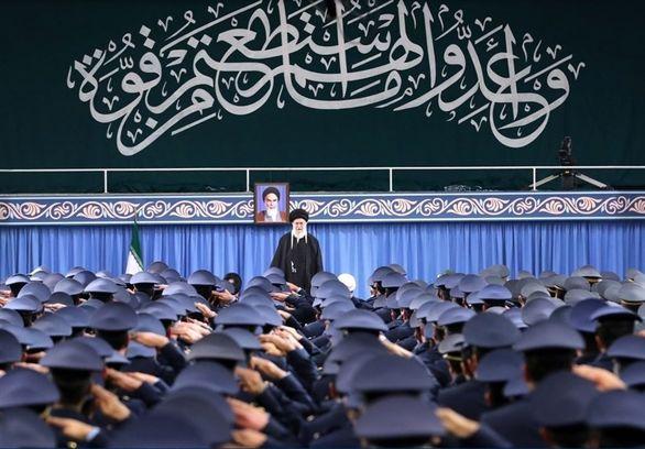امام خامنهای: «مرگ بر آمریکا» یعنی مرگ بر ترامپ و پمپئو