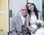 پدری که دخترش را بدون داماد عروس کرد! + عکس