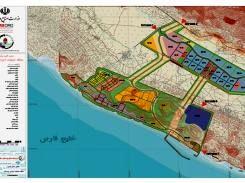 تعیین طرح جامع منطقه ویژه اقتصادی صنایع انرژی بر پارسیان