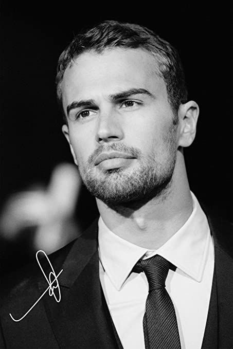 THEO JAMES SIGNED PHOTO PRINT 1 - SUPERB QUALITY - 12 X 8 INCHES (A4): Amazon.co.uk: Kitchen & Home