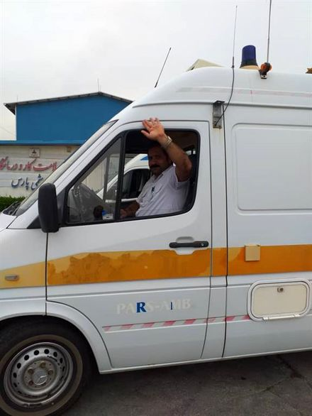 تیم پزشکی شرکت پتروشیمی پارس به استان خوزستان اعزام شد
