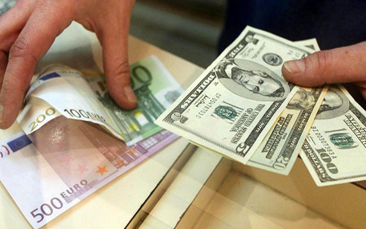 قیمت دلار نیمایی دوشنبه ۶ مرداد