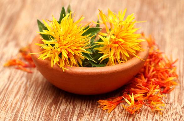 کاهش اثر شیمی درمانی با دانههای گلرنگ