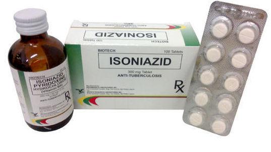 داروی ایزونیازید چیست؟ کاربرد و عوارض مصرف ایزونیازید