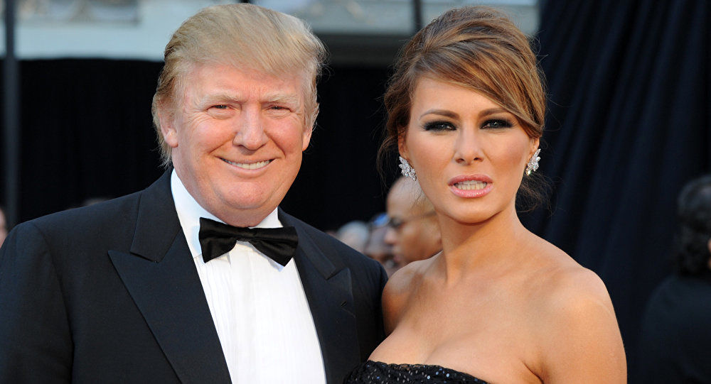 Donald Trump and his many wives+ photos