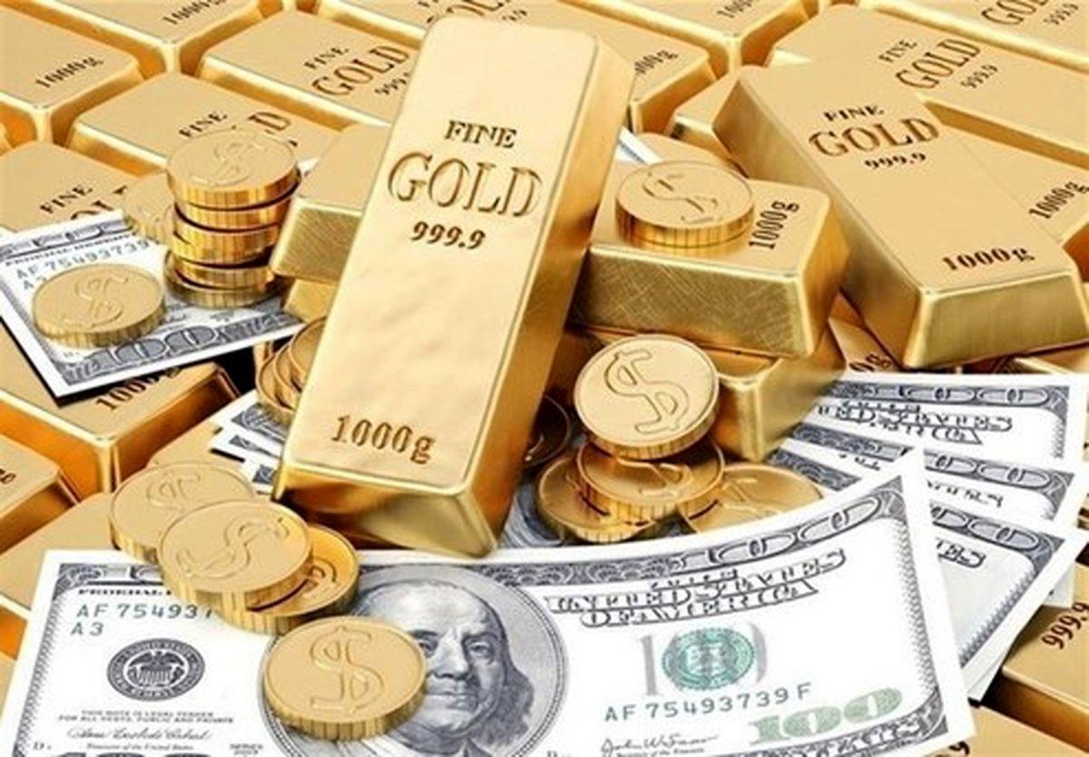 نرخ ارز دلار سکه طلا یورو   جمعه 17 اردیبهشت   1400/2/17