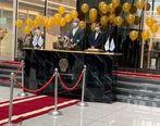 مراسم عرضه اولیه سهام پتروشیمی بوعلی سینا در بورس تهران برگزار شد