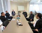 بازدید عضو هیأت عامل، معاون نظارت و جمعی از مدیران بیمه مرکزی از بیمه باران