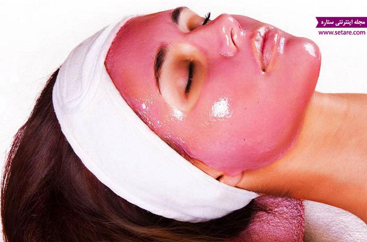 طرز تهیه ماسک انار برای  زیبایی و درخشش پوست