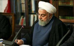 واکنش توئیتری روحانی به تحریم ظریف