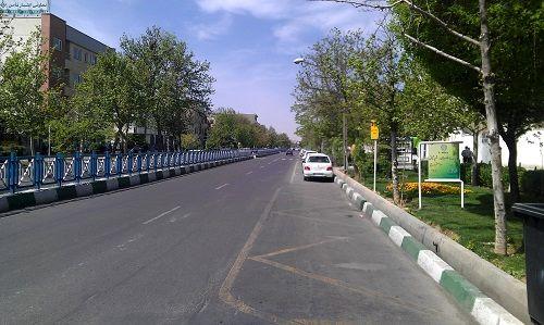 تهران سه روز مانده به عید ، شبیه شهر ارواح شده است + عکس