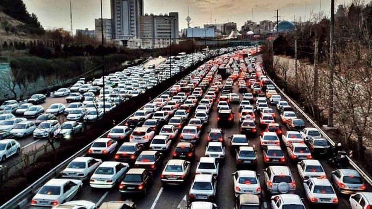 ناتوانی شورای شهر از مدیریت ترافیک تهران