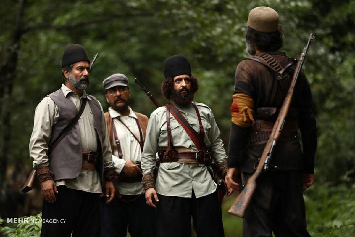دلیل نقش کم میرزا کوچک خان در سریال گیله وا+جزئیات