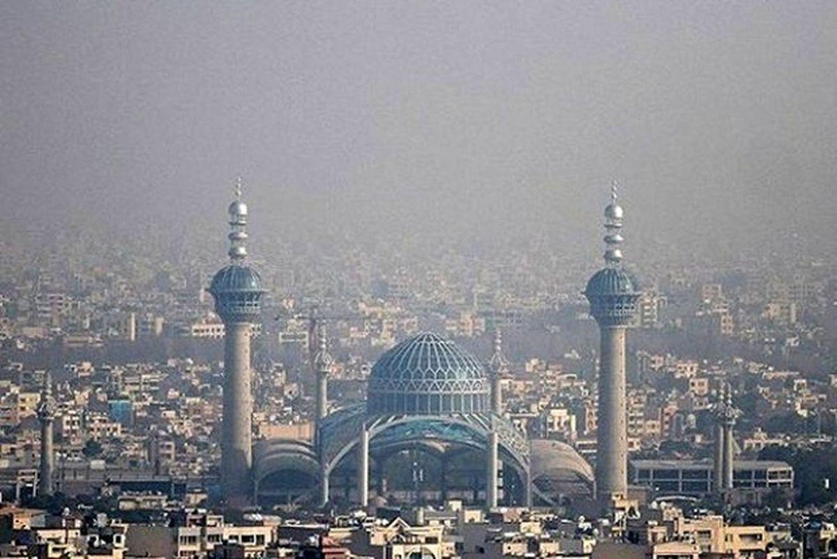 هشدار افزایش آلودگی هوا در اصفهان