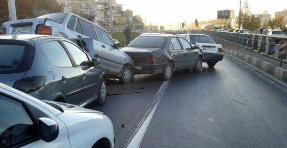 ۲۵ % تلفات جانی تصادفات، درون شهری است