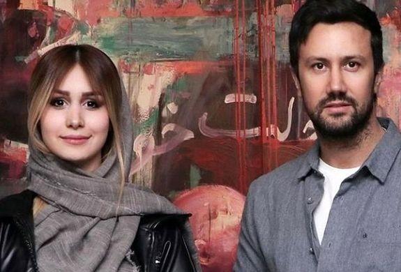 واکنش جنجالی شاهرخ استخری به انتشار تصاویر همسرش در فضای مجازی + عکس