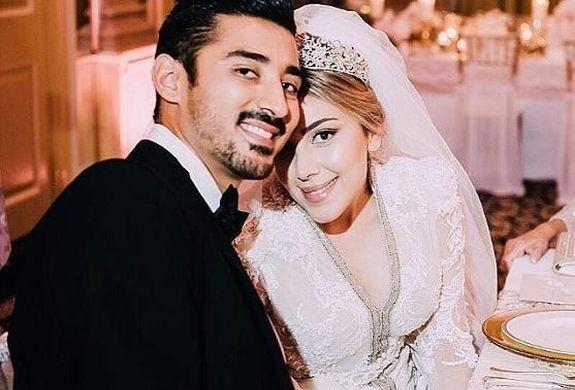 تصاویر جنجالی و دیده نشده از عروسی رضا قوچان نژاد + بیوگرافی و تصاویر