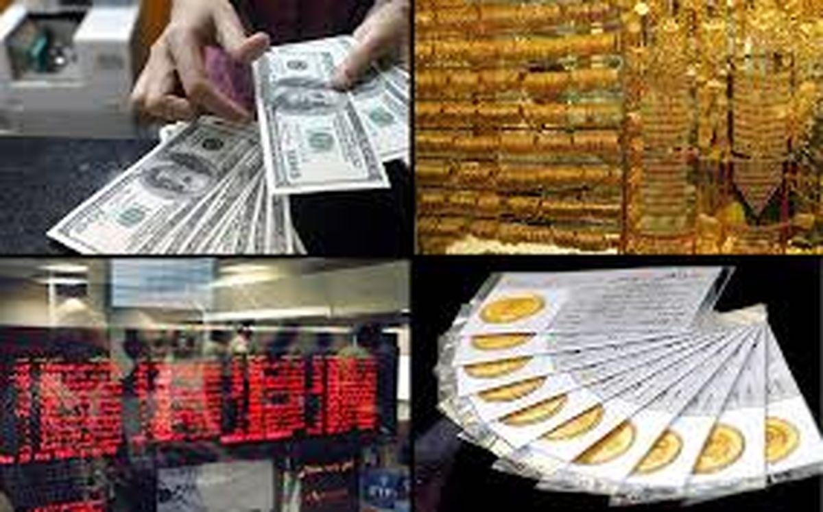 علت گرانی طلا در هفته گذشته چه بود؟