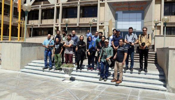برگزاری 15 تور عکاسی معدنی تا نیمه دوم آبان