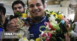 بیوگرافی رضا دهدار قهرمان وزنه برداری ایران + تصاویر