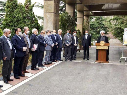 دشمن نتوانست کمر مردم ایران را با فشارهای اقتصادی خم کند