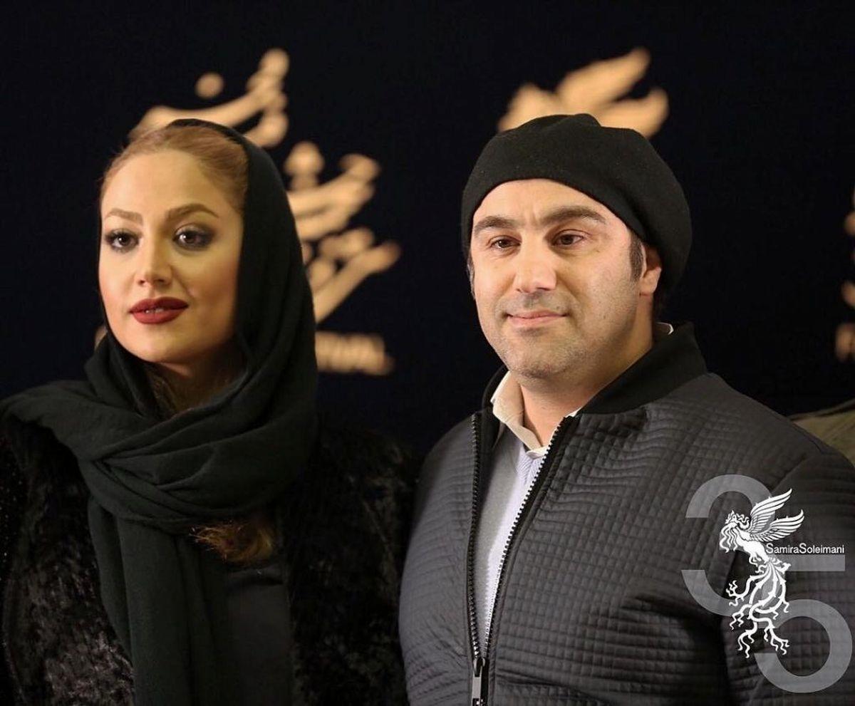 عکسهای دیدنی از مراسم ازدواج محسن تنابنده + عکس