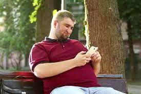تلفن همراه افراد را چاق می کند