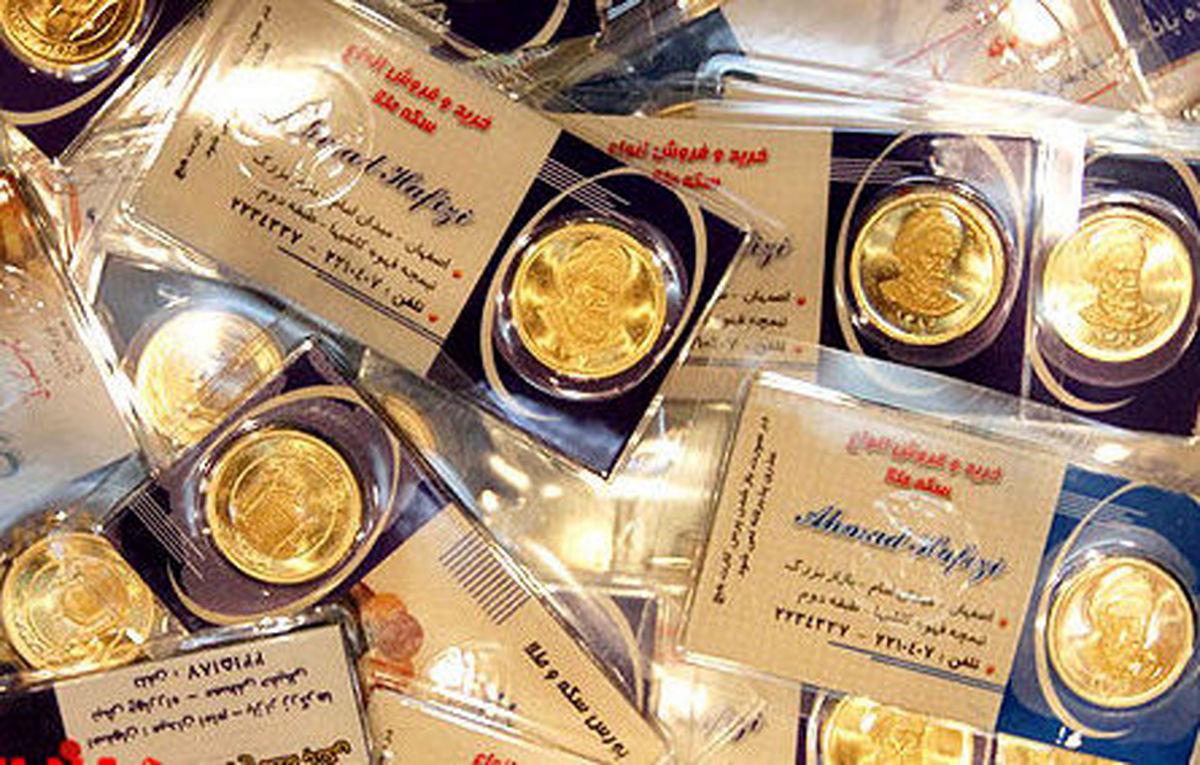 قیمت سکه و طلا در بازار امروز شنبه 20 شهریور (1400/06/20)