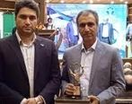 فولاد اکسین خوزستان؛ موفق به دریافت تندیس و لوح سبز ملی شد
