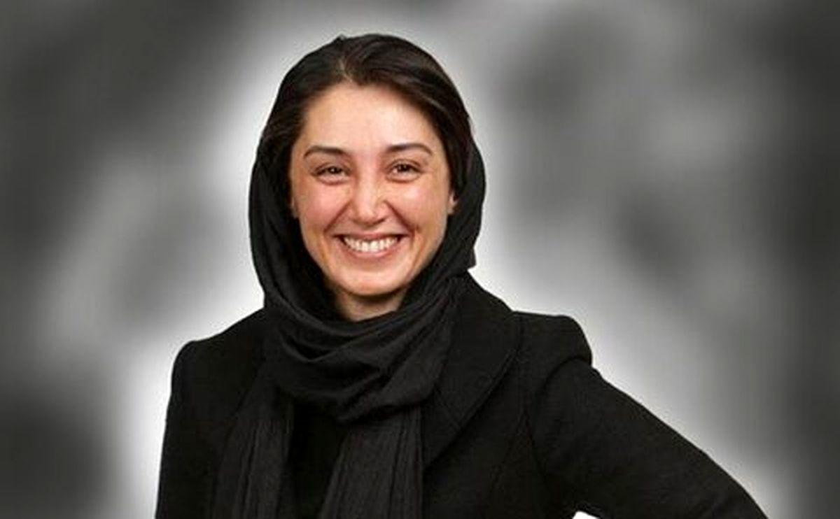 عکی دیده نشده از هدیه تهرانی در کنار هوادارش + عکس