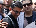 خواننده لسآنجلسی در تهران دستگیر شد