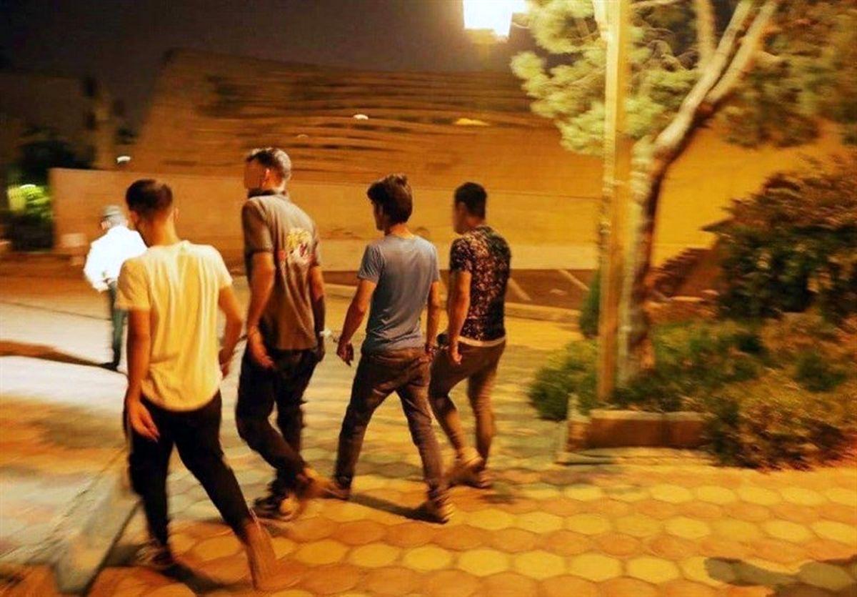 درگیری وحشتناک در پارک دانشجو تهران + جزئیات