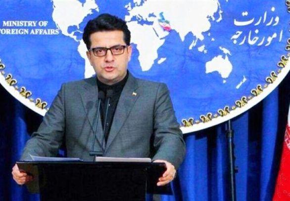 پاسخ ایران به آمادگی آمریکا برای کمک کرونایی